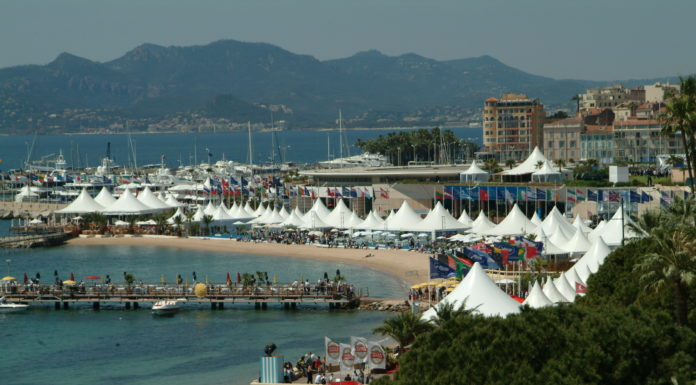 Cannes Film Festival - International Riviera. Image Credit - P. Stahl